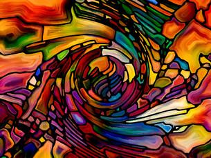 Toward Digital Colorの写真素材 [FYI00764072]