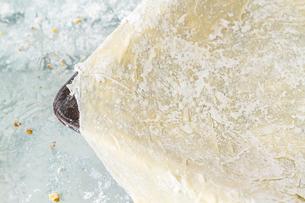 Preparation of Dough for Baklavaの写真素材 [FYI00764132]