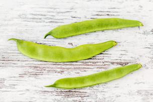 Fresh Green Beansの写真素材 [FYI00764143]