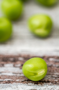 Fresh Green Peasの写真素材 [FYI00764162]