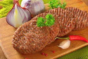 Beef Burger Pattiesの素材 [FYI00764295]