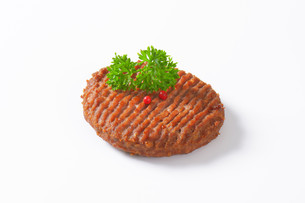 Beef Burger Pattyの素材 [FYI00764296]