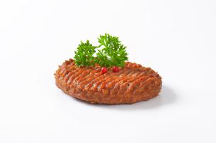 Beef Burger Pattyの素材 [FYI00764303]