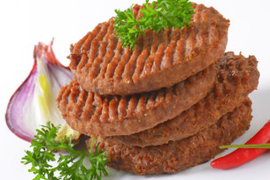 Beef Burger Pattiesの素材 [FYI00764308]