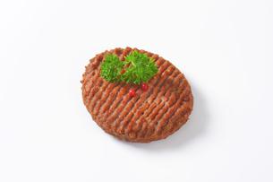 Beef Burger Pattyの素材 [FYI00764311]