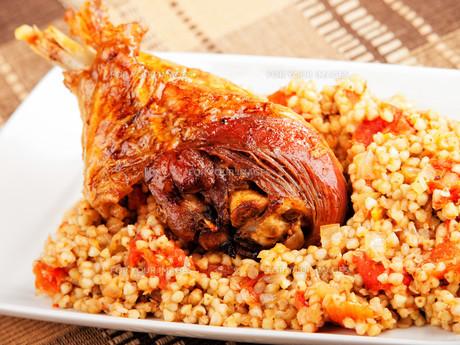 Turkey with buckwheat,Turkey with buckwheat,Turkey with buckwheat,Turkey with buckwheatの写真素材 [FYI00764832]