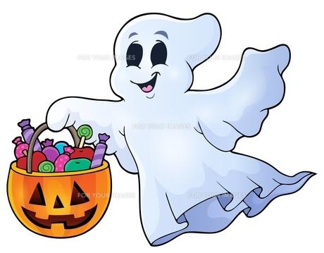 Ghost topic image 8の写真素材 [FYI00765436]