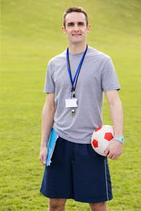 Sports Teacherの素材 [FYI00765444]