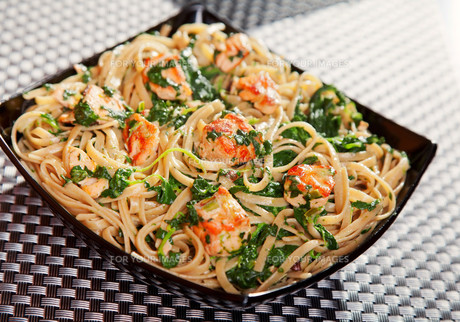 Pasta Collection - Fettuccine with salmon and spinach,Pasta Collection - Fettuccine with salmon and spinach,Pasta Collection - Fettuccine with salmon and spinach,Pasta Collection - Fettuccine with salmon and spinachの素材 [FYI00765745]