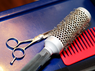 Hair Studio Stuff,Hair Studio Stuff,Hair Studio Stuff,Hair Studio Stuffの写真素材 [FYI00765794]