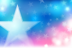 Vector abstract Independence Day backgroundの写真素材 [FYI00765973]