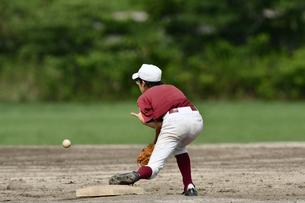 野球少年の写真素材 [FYI00766049]