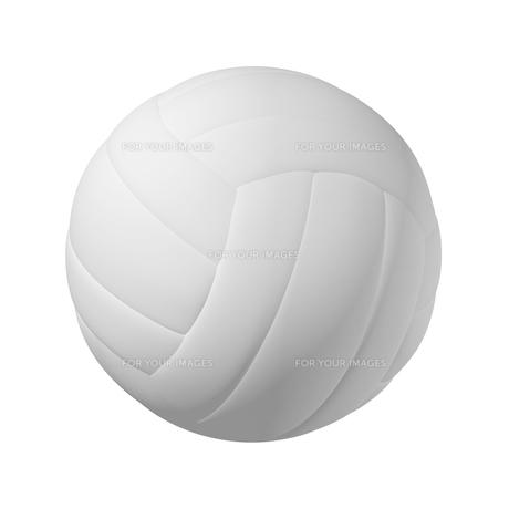 バレーボール 3Dイラストのイラスト素材 [FYI00766208]