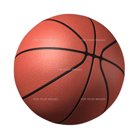 バスケットボール 3Dイラストのイラスト素材 [FYI00766212]