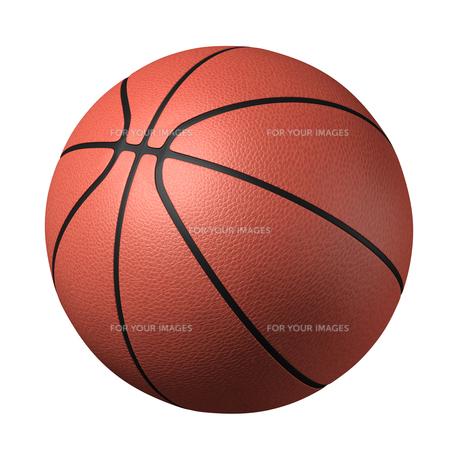 バスケットボール 3Dイラストのイラスト素材 [FYI00766213]