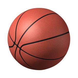 バスケットボール 3Dイラストのイラスト素材 [FYI00766214]