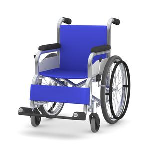 車いすのイラスト素材 [FYI00766616]
