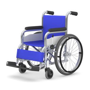 車いすのイラスト素材 [FYI00766617]