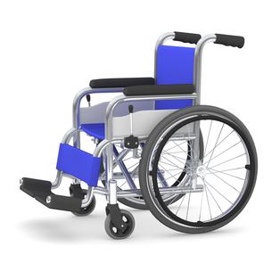 車いすのイラスト素材 [FYI00766618]