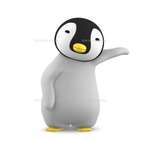 ペンギンのこどものイラスト素材 [FYI00767101]