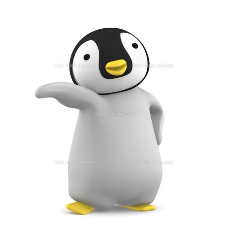 ペンギンのこどものイラスト素材 [FYI00767103]