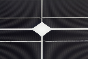 ソーラーパネルの写真素材 [FYI00767151]