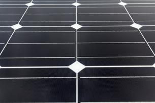 ソーラーパネルの写真素材 [FYI00767160]