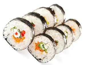 Maki Sushi,Maki Sushi,Maki Sushi,Maki Sushiの写真素材 [FYI00767434]