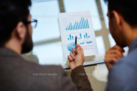 Market increaseの写真素材 [FYI00767970]