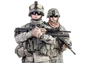 paratroopersの写真素材 [FYI00768261]