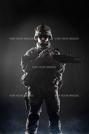 airborne infantryの写真素材 [FYI00768272]