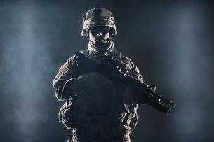 airborne infantryの写真素材 [FYI00768275]