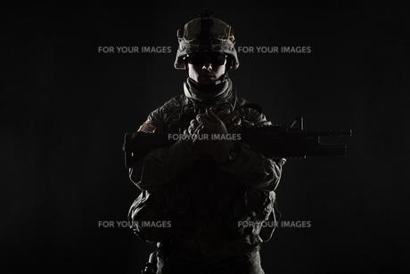 United States paratrooperの写真素材 [FYI00768276]