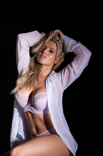sensual womanの素材 [FYI00768433]