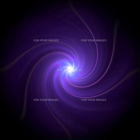 twirl purple flare exposeの写真素材 [FYI00769654]