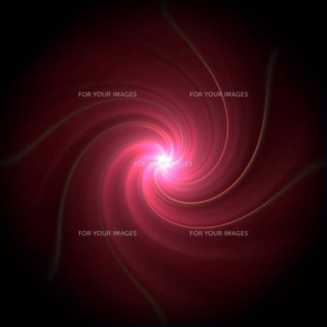 twirl red flare exposeの写真素材 [FYI00769670]