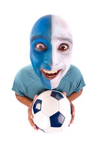 Footballの写真素材 [FYI00770094]