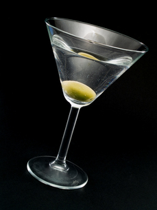 Cocktails Collection - Dry Martiniの写真素材 [FYI00770408]