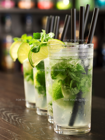 Cocktails Collection - Mojito,Cocktails Collection - Mojitoの素材 [FYI00770423]