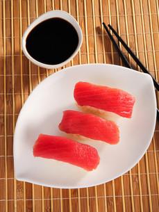 Nigiri Sushi,Nigiri Sushiの写真素材 [FYI00771796]