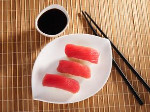 Nigiri Sushi,Nigiri Sushiの写真素材 [FYI00771821]