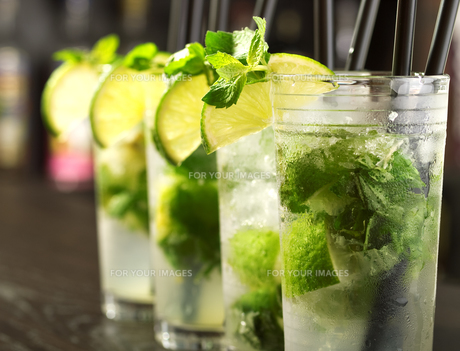 Cocktails Collection - Mojito,Cocktails Collection - Mojitoの素材 [FYI00771829]