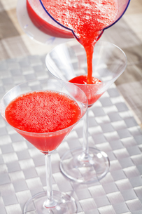 Cocktails Collection - Strawberry Daiquiri,Cocktails Collection - Strawberry Daiquiriの素材 [FYI00771888]