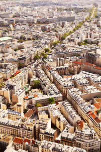 Paris skyline,Paris skylineの写真素材 [FYI00771897]