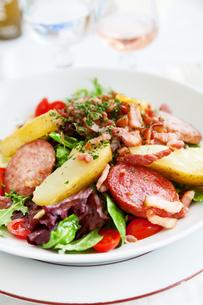 Gourmet salad in Cannes,Gourmet salad in Cannes,Gourmet salad in Cannes,Gourmet salad in Cannesの写真素材 [FYI00771916]
