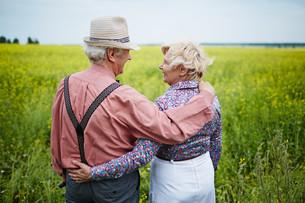 Affectionate coupleの写真素材 [FYI00772048]