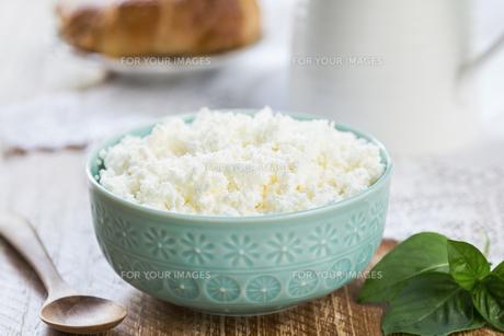 Homemade Ricotta cheeseの素材 [FYI00772202]
