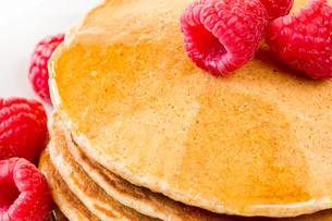 Pancakesの写真素材 [FYI00772392]