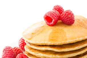 Pancakesの写真素材 [FYI00772403]