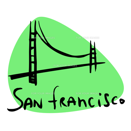 San Francisco CA USAの素材 [FYI00772901]